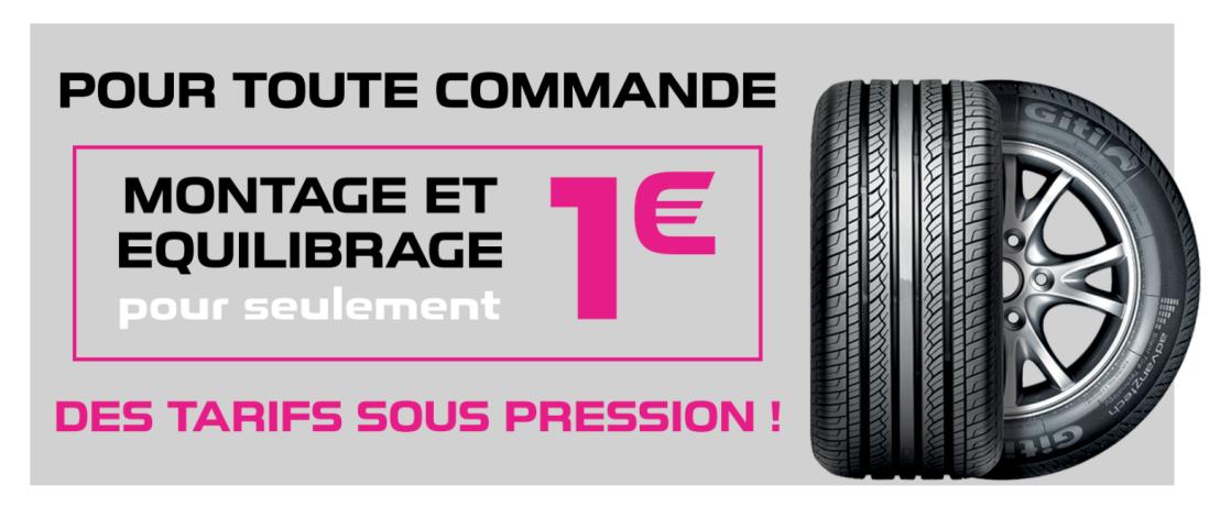 Alisson pneus montage